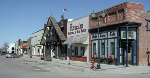 Deb S Corner Cafe Manning Iowa