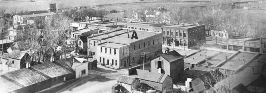 Manning Iowa City Hall
